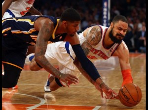 Indiana Pacers v New York Knicks - Game Five